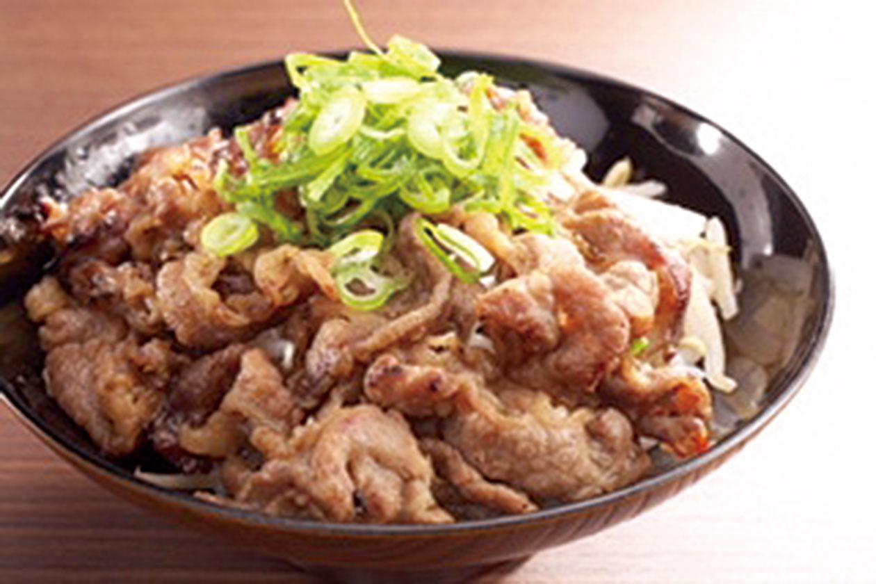 焼肉 カルビ丼<br> K-パックル(ケイパックル)