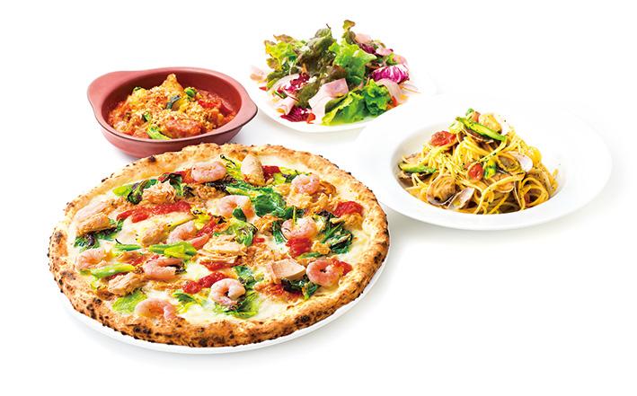 PizzaSalvatoreCuomo刈谷店