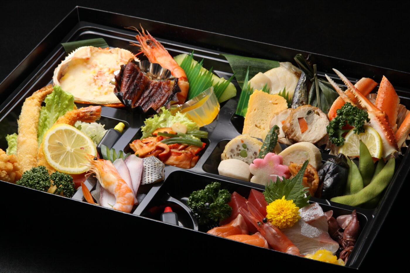 寿司会席・宴会・仕出し 金寿司/デリバリー<板舞笑さん>